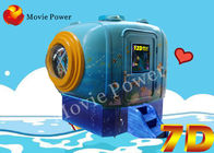 Lovely Attractive 3 DOF 5D Mini Cinema 5 D Movie Theater System