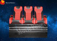 Multifunction Vibration Leg Sweep Motion Theater Seats 4d Simulador